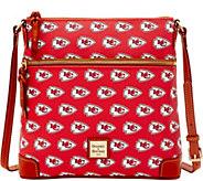 Dooney & Bourke NFL Chiefs Crossbody - A285703