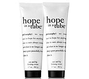 philosophy super-size hope in a tube eye & lip cream duo - A288703