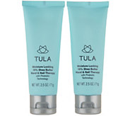 TULA Probiotic Skin Care Moisture Lock Hand and Nail Therapy Duo - A294603