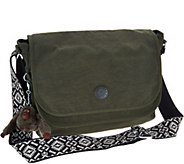 Kipling Nylon Crossbody Handbag with Novelty Strap - Brooklyn - A296703