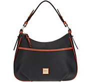 Dooney & Bourke Pebble Leather East/West Collins Shoulder Bag - A300503