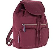As Is Vera Bradley Midtown Cargo Backpack - A309603
