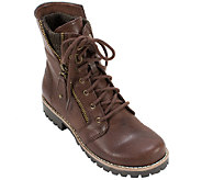 Cliffs by White Mountain Lace-up Ankle Work Boots - Pembroke - A335603