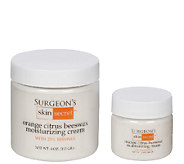 Surgeons Skin Secret 2-Pc Orange Citrus Beeswax Cream - A337803