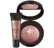 Laura Geller Gilded Rose Full-Size Favorites fo r Cheeks & Lip - A338603