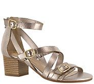 Bella Vita Strappy Leather Sandals - Fira - A339503