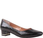 J. Renee Low Heel Glitter Pumps - Bambalina - A341303