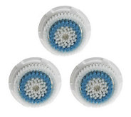 Clarisonic Set of 3 Replacement Brush Heads - A224604