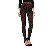 skinnytees Patterned Full Length Leggings - A261904