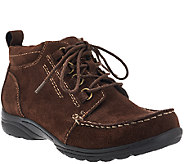 Earth Origins Lace-up Ankle Boots - Diane - A270004