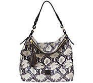 Dooney & Bourke Newbury Leather Sloan Hobo - A272204