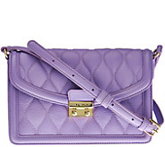 Vera Bradley Quilted Leather Crossbody -Tess - A280304