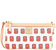 Dooney & Bourke NCAA NC State University Slim Wristlet - A283304