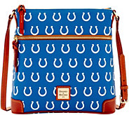 Dooney & Bourke NFL Colts Crossbody - A285704