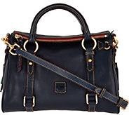 Dooney & Bourke Florentine Vachetta Leather Small Satchel - A286304