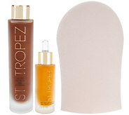 St. Tropez Dry Luxe Oil Face & Body Duo - A291004