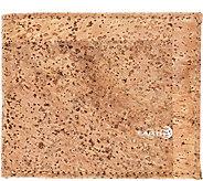 Earth Cork Amadora Wallet - Khaki - A361504
