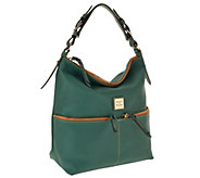 Dooney & Bourke Seville Leather Callie Hobo - A266605