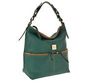 Dooney & Bourke Seville Leather Callie Hobo - A266605