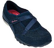 Skechers Breathe Easy Slip-on Shoes w/ Memory Foam - Two-of-a-kind - A269005