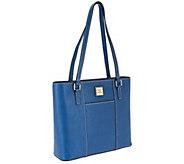 As Is Dooney & Bourke Saffiano Small Lexington Shopper - A272405