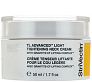 StriVectin TL Advanced Light Tightening Neck Cream - A281205