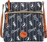 Dooney & Bourke MLB Nylon White Sox Crossbody - A281505