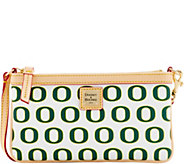 Dooney & Bourke NCAA University of Oregon Slim Wristlet - A283305