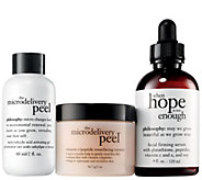 philosophy peel and deeply treat anti-aging duo Auto-Delivery - A286005