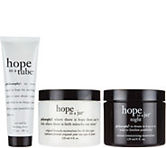 philosophy am & pm hope around the clock skincare trio - A288705