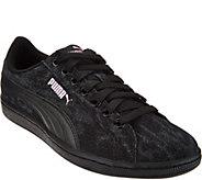 PUMA Denim Lace-up Sneakers - Vikky Denim - A294105