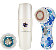 Clarisonic Mia2 Sonic Cleansing System w/Bonus Brush Head Auto-Delivery - A301105