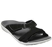 Spenco Dayku Orthotic Adjustable Slide Sandals - A333605