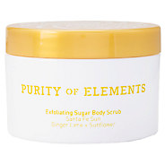Purity of Elements Exfoliating Sugar Body Scrub, 8.45 oz - A336305