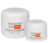 Surgeons Skin Secret 2-Pc Orange Citrus Beeswax Moisturizer - A337805