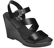 Aerosoles Heel Rest Wedge Sandals - Explorative - A339905
