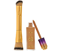 tarte Rainforest of the Sea Water Foundation with Brush - A266406