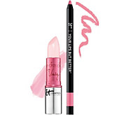 IT Cosmetics ITs Your Je Ne Sais Quoi Perfect Pink Lip Duo - A274406