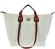 Dooney & Bourke Extra Large Windham Nylon Leighton Tote - A275506