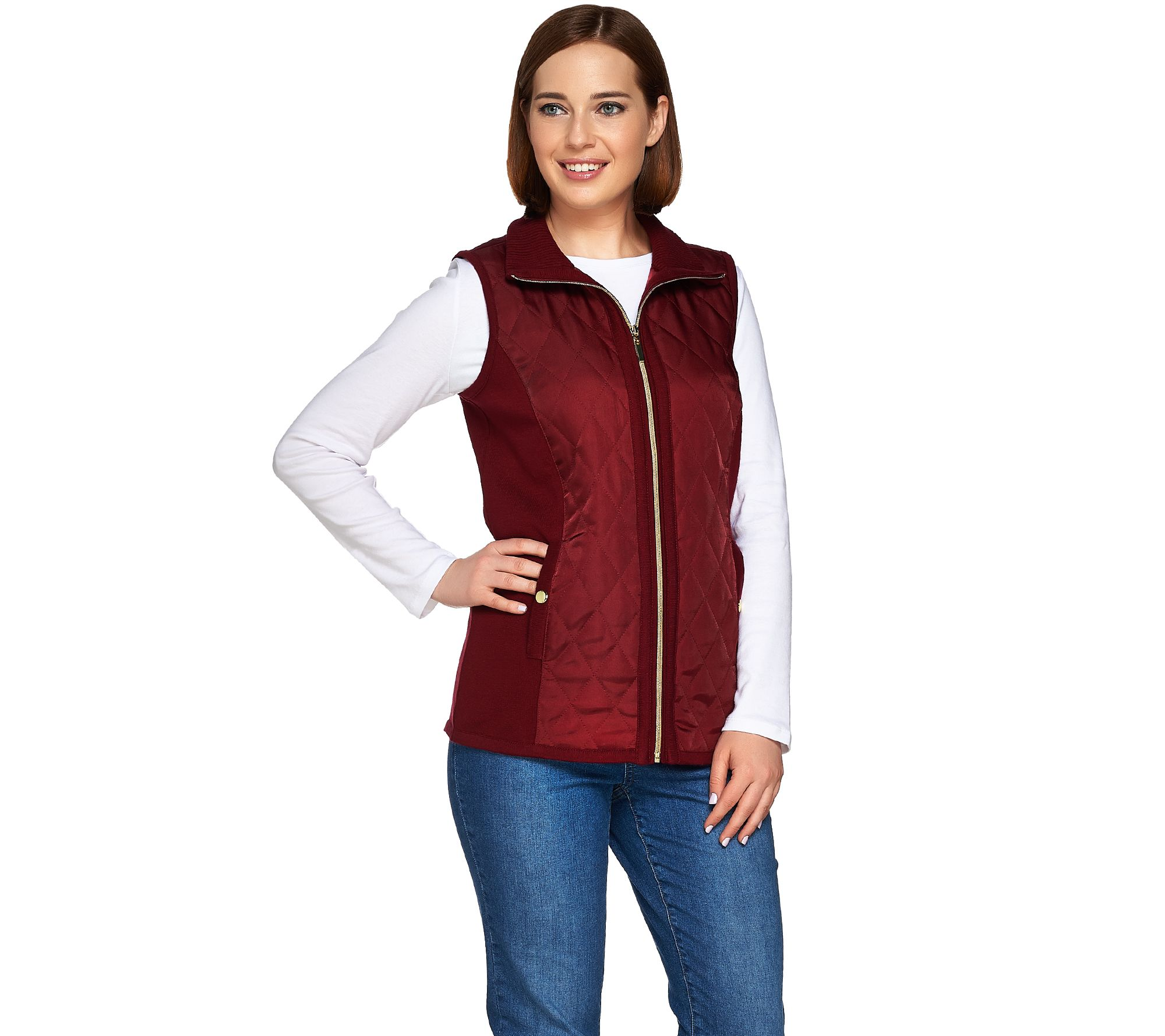 Vests — Fashion — QVC.com