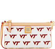 Dooney & Bourke NCAA Virginia Tech University Slim Wristlet - A283306