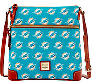 Dooney & Bourke NFL Dolphin Crossbody - A285706