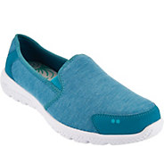 Ryka Knit Slip-On Sneakers with CSS Technology - Harlow - A288606