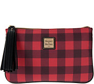 As Is Dooney & Bourke Novelty Carrington Pouch - A293106