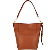 G.I.L.I. Vachetta Leather Hobo - A295506