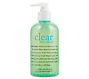 philosophy clear days ahead deep cleansing gel,8 oz - A325306