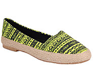 Nomad Tribe Canvas Espadrilles - A333206