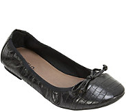 Rialto Ballet Flat with Elastic Back - Sunnyside - A355206