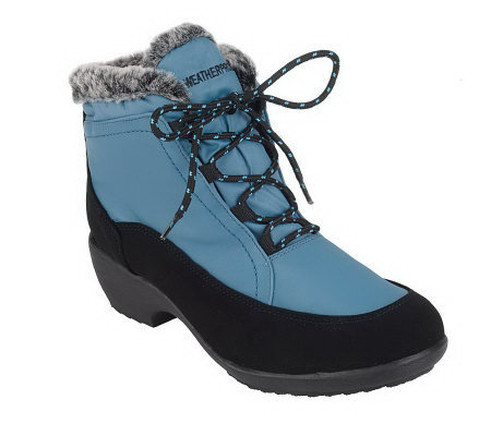 Weatherproof Linda Faux Fur Lined Water Resistant Boots