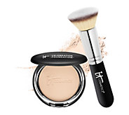 IT Cosmetics Anti-Aging Celebration Foundation with Brush - A225107